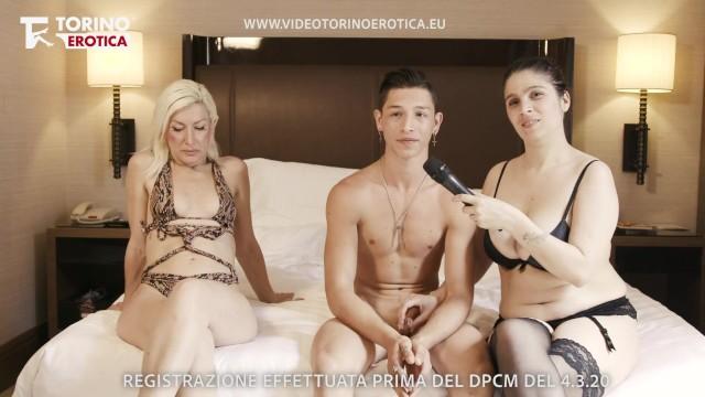 Amateur casting tube Casting torinoerotica deborah sorrentimo vs francesco