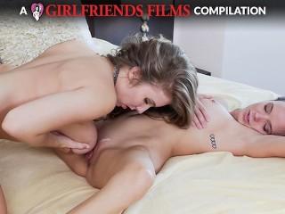 Lesbian Dovefucking Compilation – GirlfriendsFilms