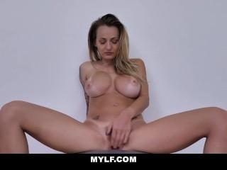 MYLF – No Stranger To MILF Pleasure