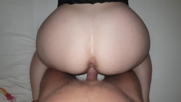 Wife Doggy Fuck - Moaning Sex