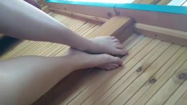two legs