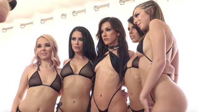 Dvd young porn Bts fuck club - sexy behind-the-scenes footage from the first concoxxxion orgy dvd