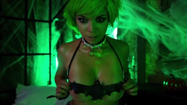 Eros guid enc Beetlejuice ero cosplay video - topless