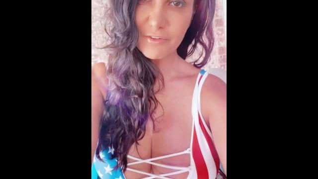 Ava addams porn Happy 4th of july