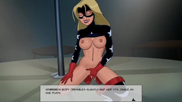 Super heroines in sexual trouble Something unlimited - part 22 - pussy juices