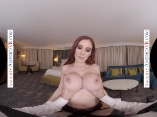 Naughty America – Lilian Stone fucks you in VR