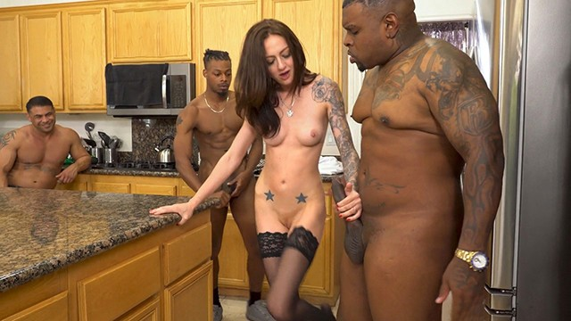 Dogfart free interracial series Kendra cole is ready for some bbc
