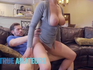 True Amateurs - Hot Blonde Chelsea Loves Sucking Dick