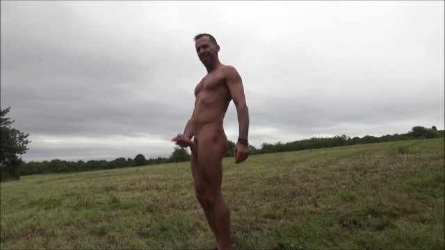 Dave stone gay Outdoor public naked dares