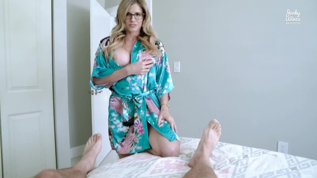 Dru berrymore porno Step mom catches me jerking off to porn and takes over - cory chase
