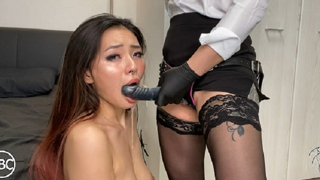 Gay black men gangbang white Mistress hinako put me a gagball and fuck me so hard - rae lil black