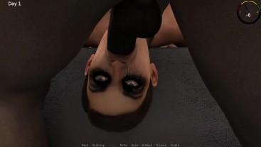 Horror&Sex: Horny Latina Fucked Rough By Huge BBC-Ep 14