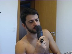 ASMR whispering best friend encourages you to masturbate and RUIN ORGASM