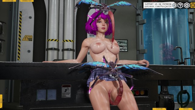Science videos and plant sex Insects and plants charge the girl 3d hentai, 4k, 60fps, uncensored