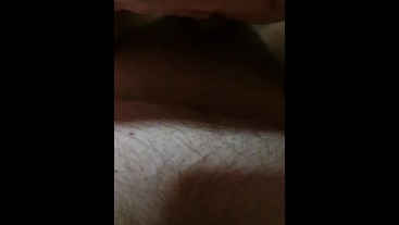 Letting hubby fuck me after dildo play Comment below!