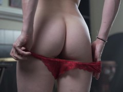 Naked Booty Dancing Try On Panties