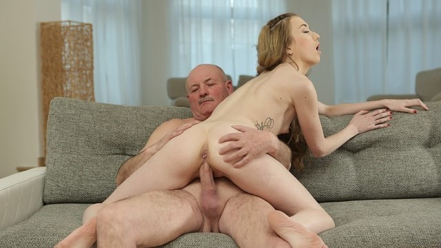 Dad caught naked videos Daddy4k. excited boy finds his modest girlfriend and mature dad naked