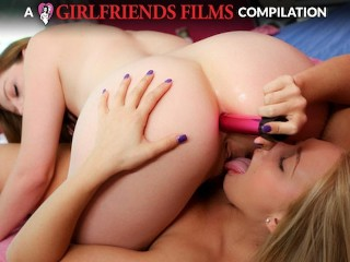 Lesbian Anal Compilation – GirlfriendsFilms