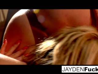 Sexy Jayden Jaymes and Hot Shyla Stylez Get Together!