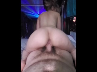 Lips that grip/amateur/cowgirl rides big housewife reverse