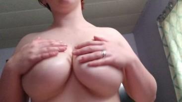 Big Titties Close-up POV