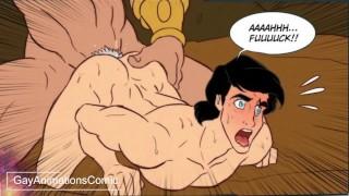 热性色情 - 同性恋色情动画-同性恋卡通动画-Hentai Gay Yaoi Bara Bl