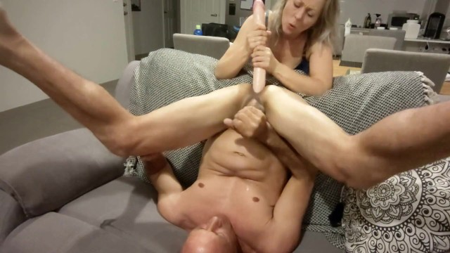 Different sexual massages for him Atm - i shaft his ass with different toys make him swallow his own cum - min moo