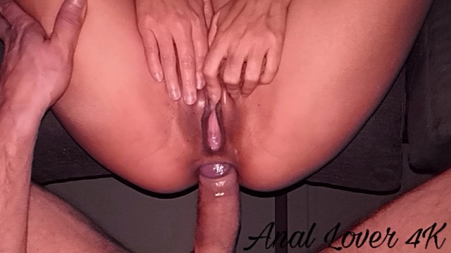 Guys liked fucking me Fuck off crack my ass deep, i like to feel my ass dilating - pov anal lover 4k
