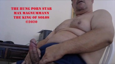 Hung Stud King of Solos Mega Load HD (The Volcano Load)