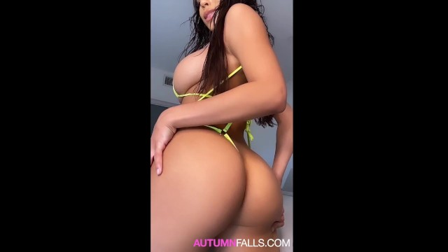 Get her suck your 19 y.o autumn falls squirts begs for your cum