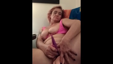 All by myself and horny
