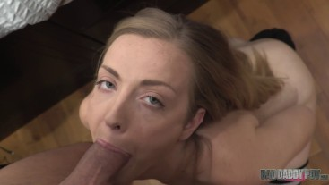SEXY BLONDE KARLA KUSH UNCOVERS DIRTY SECRET