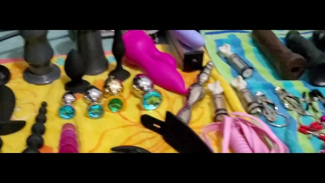 Mature vido tgp Our entire toy collection vr video. comment suggestions for our next vido