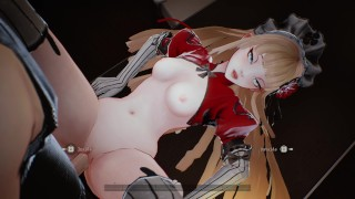 Sweety blonde [3D Hentai, 4K, 60FPS, Uncensored]
