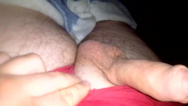 I destroy my Boxershorts and jerking off untill I cum