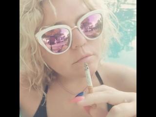 Smoking Newport