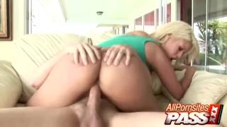Blonde And Busty Bridgette B Deep Fucking