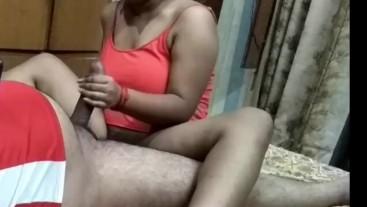 DESI BIG BOOBS BHABHI HOT ROMANCE AND FUCKING WITH BOY FRIEND