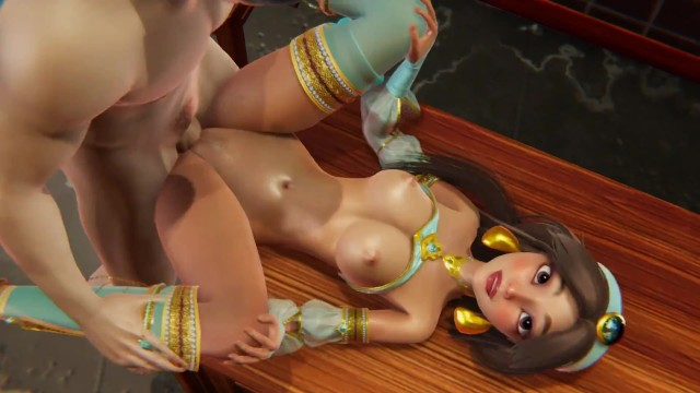 Free disney xxx porn Aladdin - sex with jasmine disney