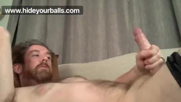 Intense Male Orgasm!