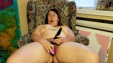 Explosive Orgasm With Domi and Dildo