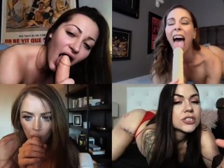 Pornstar/joi/daniels sophie dee dani and