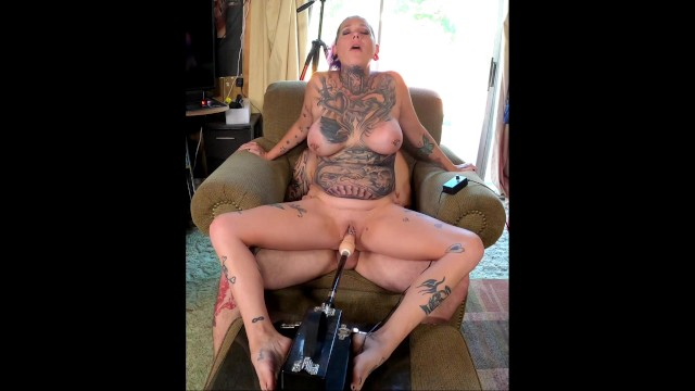 Porn video room mates Chassidy lynn - smoking milf, anal, dp, room mate and fuck machine, rough sex, creampie, cum play