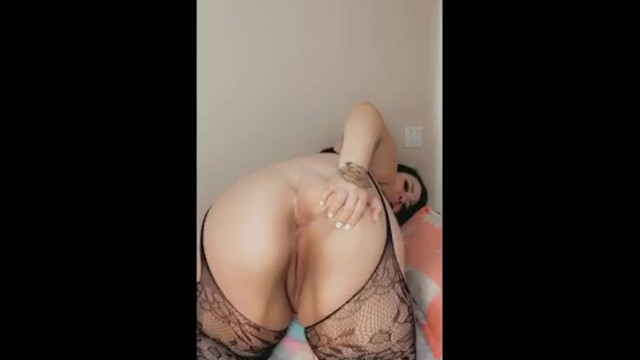 Emo girl naked sex Chubby emo slut explores her body
