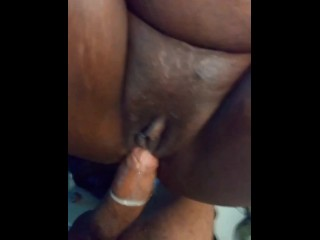 Make my brother phat pussy wife squirt