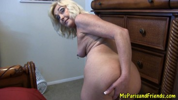 StepMommy Gets Her StepSon Off with Her ASS and PUSSY