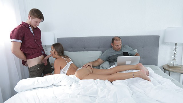 Fuck buddies pros cons Family strokes - fucking my new stepmom while dad works