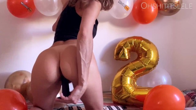 Top 100 celebrity porn stars Happy birthday modelhub lele o fucks her dildo to celebrate mh birthday join the party