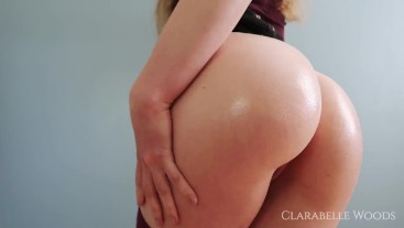 Epic Ass Edging 6 Oiled Upskirt JOI with Ruined Orgasms
