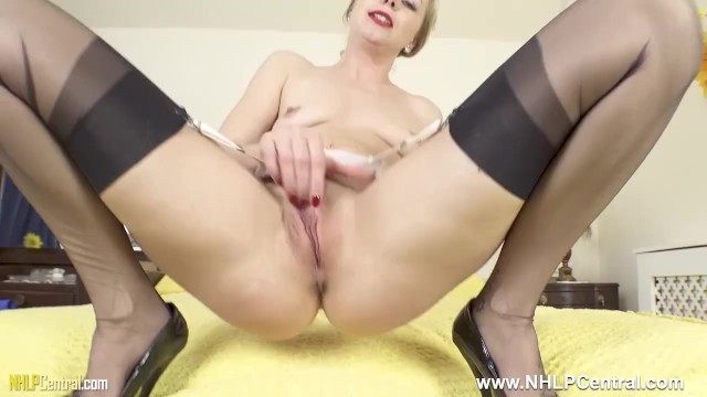 Air strip over smith county Air hostess hottie lucy lauren strips off and masturbates in seamed black nylons
